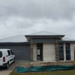 Warner single storey house handover